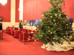 Décoration de Noël pour entreprise à Paris