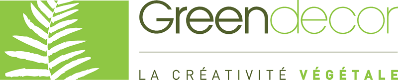 logo Green Decor - Location de plantes et Design Végétal