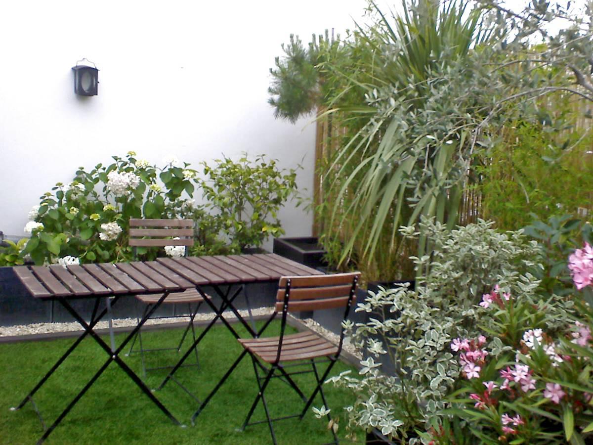 Aménagement de terrasses à Paris pour entreprises et particuliers