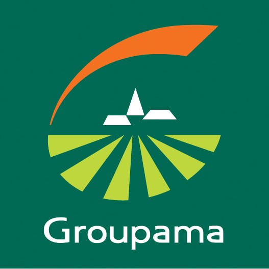 logo groupama - client Green Decor